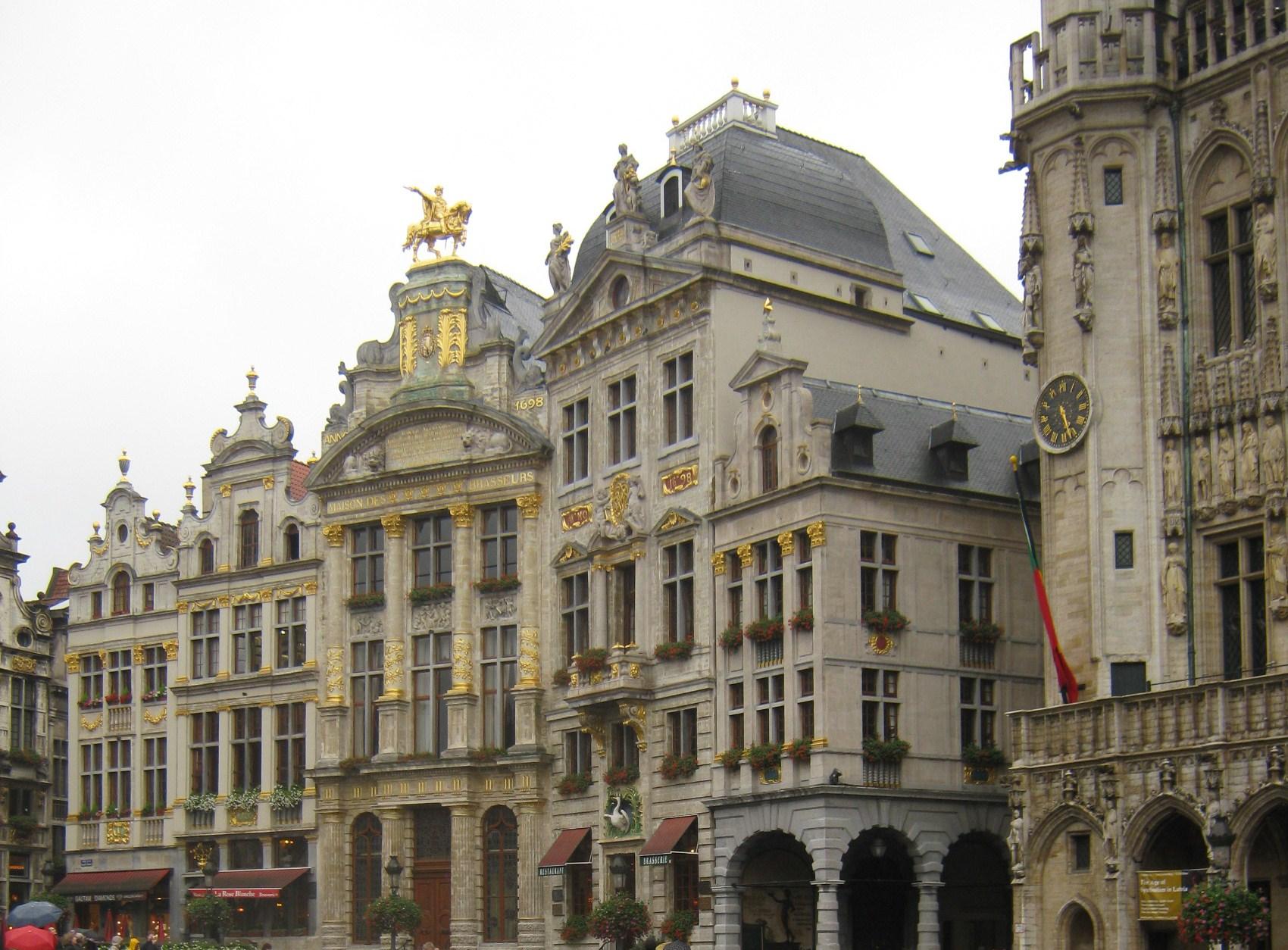 1 brussel a dam e i romantici tedeschi for Piani casa del sud della louisiana