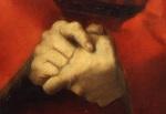 mani - particolare -