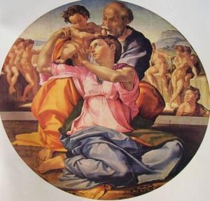 Tondo Doni di Michelangelo (1503)