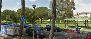 parcheggio via Ugo Rindi