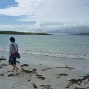 spiaggia Dog's Bay