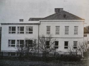 scuola di Trattenbach dove W. insegnò dal 1920 al 1922