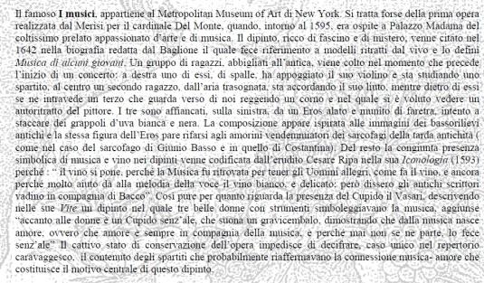 Concerto di giovani I Musici 1595-96 Metropolitan Museum of Art, New York