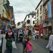 Galway, via centrale