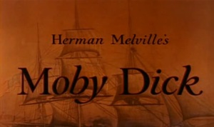 moby Dick fim