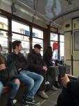sul vecchio tram