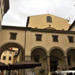 8- Chiesa di Santa Felicita con corridoiovasariano