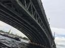 da sotto il Ponte della Trinità ancora La fortezza