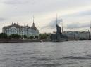 L'incrociatore Aurora diventata museo