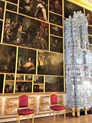pareti di quadri,