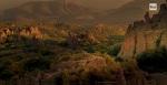 paesaggio della steppa