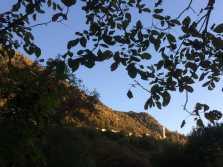 Il sole a Caspano