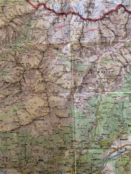 dalla carta Kompass