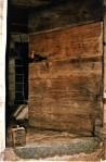 Porta del vecchio locale attrezzi o locale dei morti(originale)