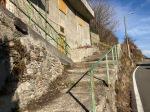 Inizio sentiero da Santa Croce per SanBiagio